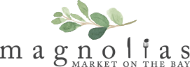 Magnolias Market on the Bay logo