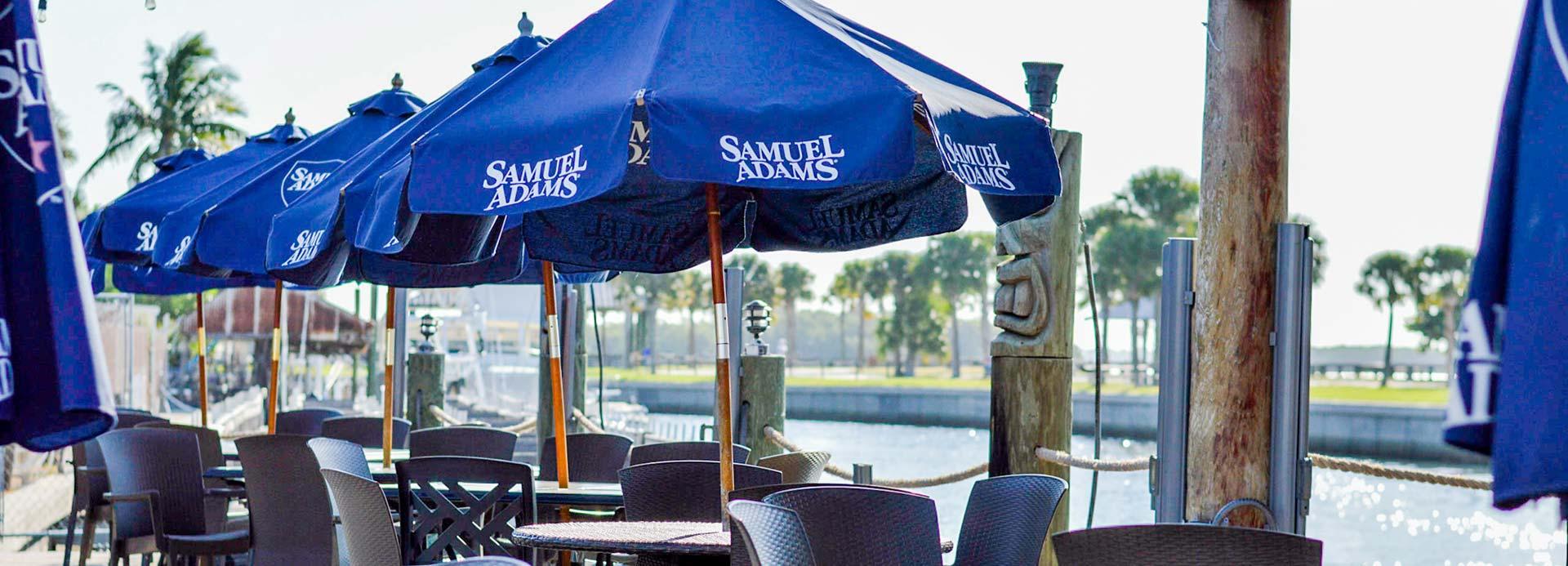 Restaurant & Tiki Bar on Manasota Key - SandBar Tiki & Grille